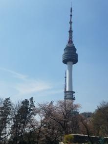 N Seoul Tower, Namsan